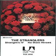 The Stranglers No More Heroes Sweden cassette album