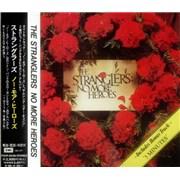 The Stranglers No More Heroes Japan CD album