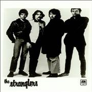 The Stranglers No More Heroes USA press pack Promo