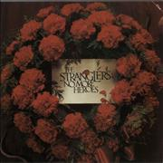 The Stranglers No More Heroes UK vinyl LP
