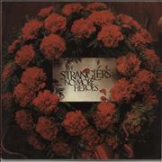 The Stranglers No More Heroes Italy vinyl LP