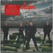 The Stranglers Norfolk Coast UK CD album