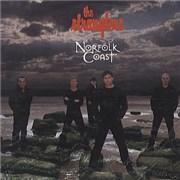 The Stranglers Norfolk Coast UK CD album Promo