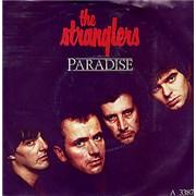 "The Stranglers Paradise UK 7"" vinyl Promo"