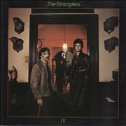 The Stranglers Rattus Norvegicus - EX UK vinyl LP