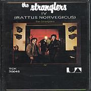 The Stranglers Rattus Norvegicus UK cassette album