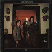 The Stranglers Rattus Norvegicus France vinyl LP