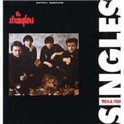 The Stranglers Singles (The U.A. Years) UK 2-LP vinyl set