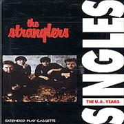 The Stranglers Singles (The U.A. Years) UK cassette album