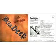 "The Stranglers Skin Deep Spain 7"" vinyl"