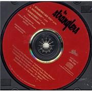 The Stranglers Someone Like You USA CD single Promo