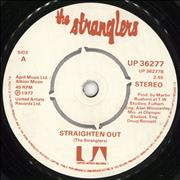 "The Stranglers Something Better Change UK 7"" vinyl"
