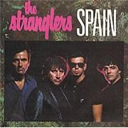 "The Stranglers Spain Spain 7"" vinyl"