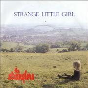 Click here for more info about 'The Stranglers - Strange Little Girl - 4 Prong'