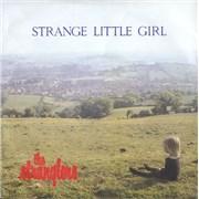 """The Stranglers Strange Little Girl - Solid UK 7"""" vinyl"""