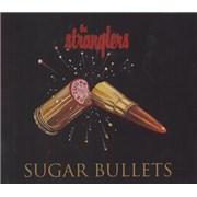 The Stranglers Sugar Bullets UK CD single
