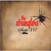 The Stranglers Suite XVI UK CD album