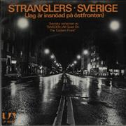 Click here for more info about 'The Stranglers - Sverige - Picture Sleeve'
