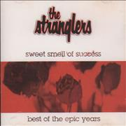 The Stranglers Sweet Smell Of Success - Best Of The Epic Years UK CD album
