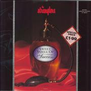 "The Stranglers Sweet Smell Of Success UK 12"" vinyl"