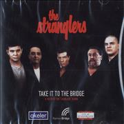 The Stranglers Take It To The Bridge - A Taste Of The Laidblack Album UK CD album Promo