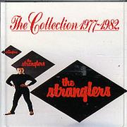 The Stranglers The Collection 1977-1982 UK cassette album