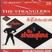 The Stranglers The Collection 1977-1982 France cassette album