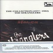 The Stranglers The Collection (1977-1982) Greece cassette album