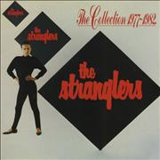 The Stranglers The Collection 1977-1982 UK vinyl LP