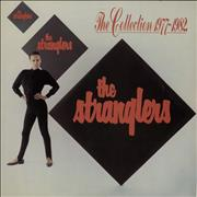 The Stranglers The Collection 1977-1982 Portugal vinyl LP