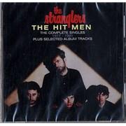 The Stranglers The Hit Men UK 2-CD album set