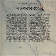 The Stranglers The Men In Black Netherlands vinyl LP
