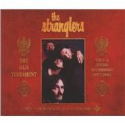 The Stranglers The Old Testament UK 5-CD set