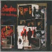The Stranglers The Rarities UK CD album
