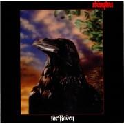 The Stranglers The Raven - 3D Sleeve Japan vinyl LP Promo