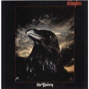 The Stranglers The Raven - Withdrawn Inner UK vinyl LP