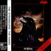 The Stranglers The Raven Japan CD album