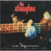 The Stranglers The Sessions UK CD album