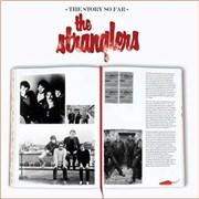 The Stranglers The Story So Far UK 2-CD album set