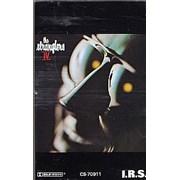 The Stranglers The Stranglers IV Canada cassette album