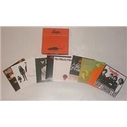 The Stranglers The UA Singles '77-79' UK cd single boxset