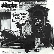 "The Stranglers Tomorrow Was The Hereafter - P/S UK 7"" vinyl"