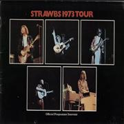 Click here for more info about 'The Strawbs - 1973 Tour - Autographed + Ticket Stub'