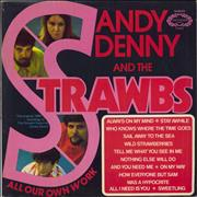 Click here for more info about 'The Strawbs - All Our Own Work - England'