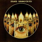 Click here for more info about 'The Strawbs - Burning For You'