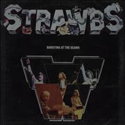 Click here for more info about 'The Strawbs - Bursting At The Seams - Red Vinyl - EX'
