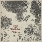 Click here for more info about 'The Strawbs - From The Witchwood - 1st - EX'
