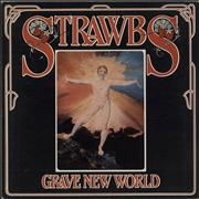 Click here for more info about 'The Strawbs - Grave New World - Red Vinyl + Booklet'