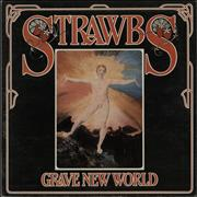 Click here for more info about 'The Strawbs - Grave New World + Booklet - Strawberry Vinyl'