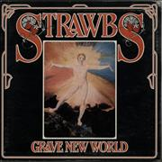 Click here for more info about 'The Strawbs - Grave New World + Booklet - VG'